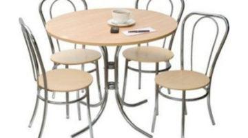 Delux Cafe Bistro set