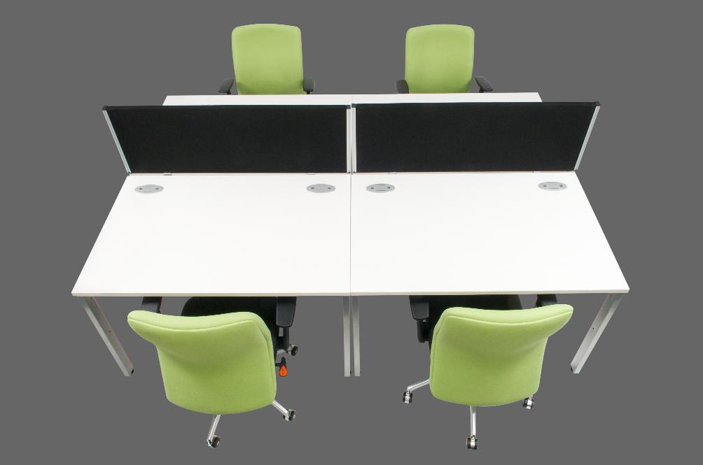 White Desking