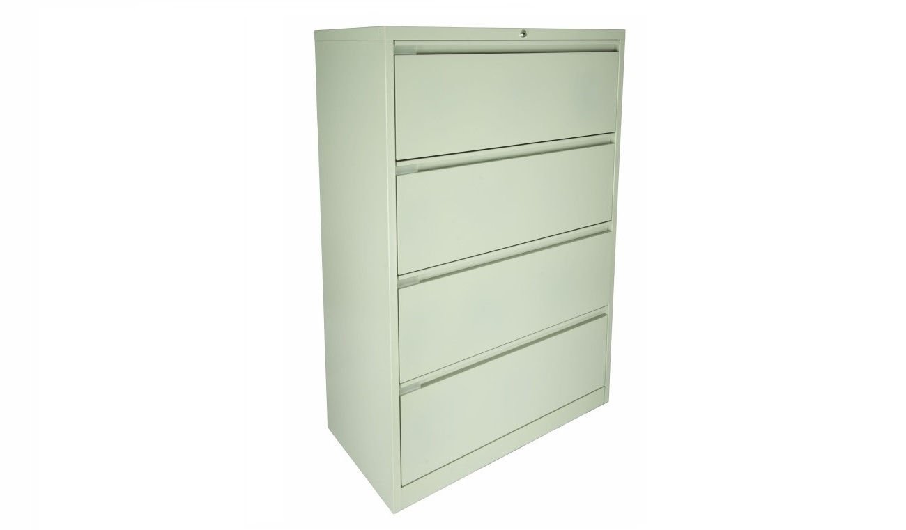 Superbe Side Filing Cabinet 3 And 4 Drawer