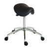 Sit Stand Chair available in white or black